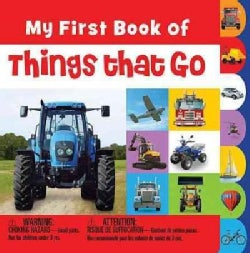 My First Book of Things That Go (Board book)