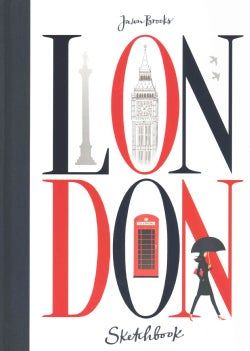 London Sketchbook (Hardcover)