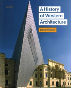 A History of Western Architecture (Paperback)