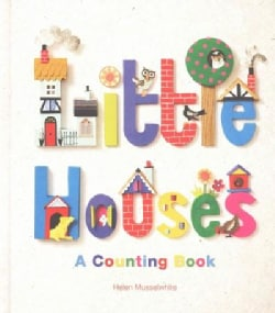 Little Houses: A Counting Book (Hardcover)