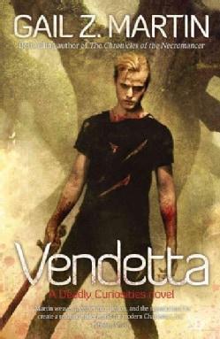 Vendetta (Paperback)