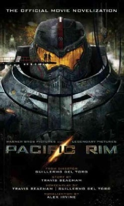 Pacific Rim: The Official Movie Novelization (Paperback)