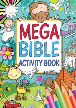 Mega Bible Activity Book (Paperback)