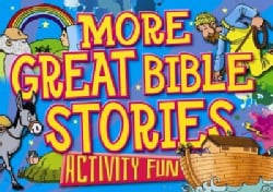 More Great Bible Stories (Paperback)