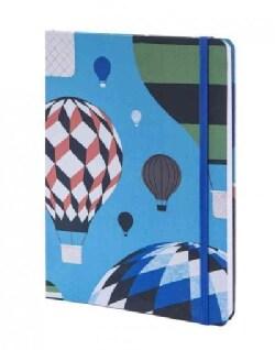 Balloons - David Doran - Lined/Plain/dot Grid (Notebook / blank book)
