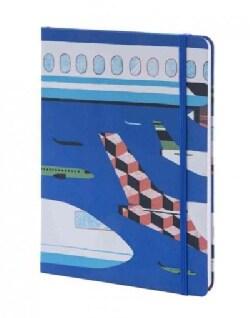 Planes - David Doran - Lined/Plain/dot Grid (Notebook / blank book)