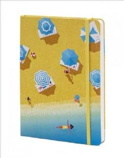 Beach Kristen Boydstun Lined / Plain / Dot Grid (Notebook / blank book)