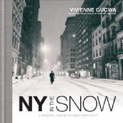 New York in the Snow (Hardcover)