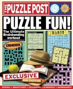 Puzzle Fun!: The Ultimate Brainbending Workout (Paperback)