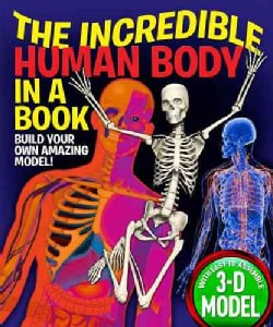 The Incredible Human Body in a Book (Hardcover)