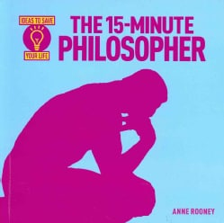 The 15-Minute Philosopher (Paperback)