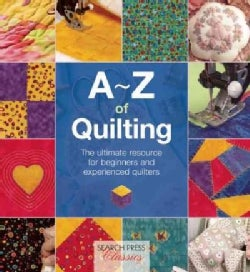 A-Z of Quilting (Paperback)