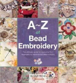 A-Z of Bead Embroidery (Paperback)