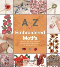 A-Z of Embroidered Motifs (Paperback)