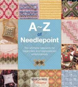 A-Z of Needlepoint (Paperback)