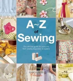 A-Z of Sewing (Paperback)