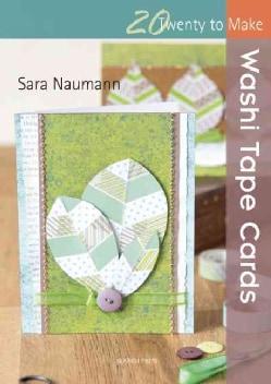 Washi Tape Cards (Paperback)