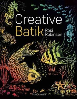 Creative Batik (Paperback)
