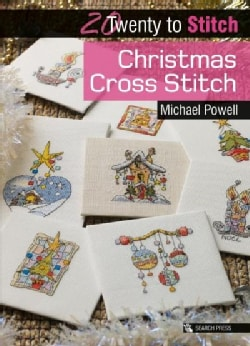 Christmas Cross Stitch (Paperback)