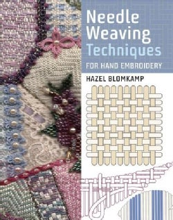 Needle Weaving Techniques for Hand Embroidery (Hardcover)