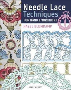 Needle Lace Techniques for Hand Embroidery (Hardcover)