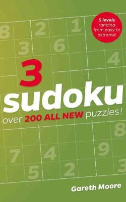 Sudoku 3 (Paperback)