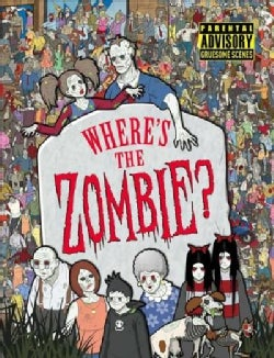 Where's the Zombie? (Paperback)