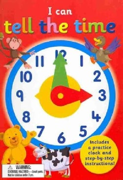 I Can Tell the Time (Hardcover)