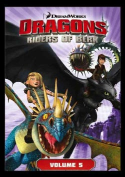 Dragons Riders of Berk 5: The Legend of Ragnarok (Paperback)