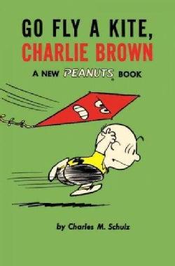 Go Fly a Kite, Charlie Brown (Paperback)