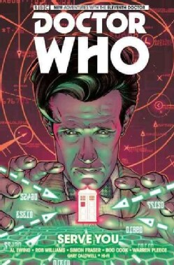 Doctor Who: The Eleventh Doctor 2: Serve You (Hardcover)