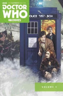 Doctor Who the Eleventh Doctor Archives 1 (Paperback)