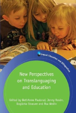 New Perspectives on Translanguaging and Education (Paperback)