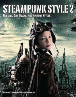 Steampunk Style (Paperback)