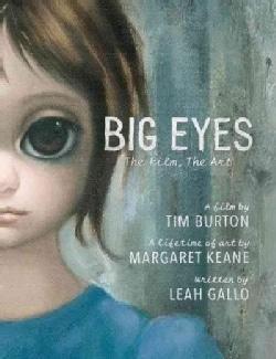 Big Eyes: The Film, the Art (Hardcover)