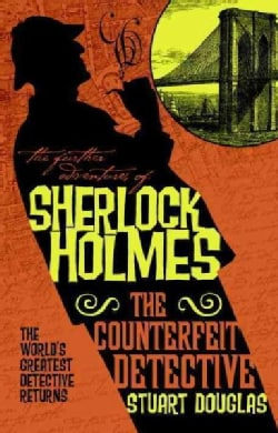 The Counterfeit Detective (Paperback)