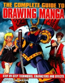 The Complete Guide to Drawing Manga (Paperback)