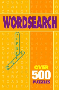 Wordsearch: Over 500 Puzzles (Paperback)