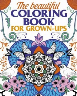 The Beautiful Coloring Book for Grown-ups (Paperback)