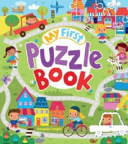 My First Puzzle Book (Paperback)