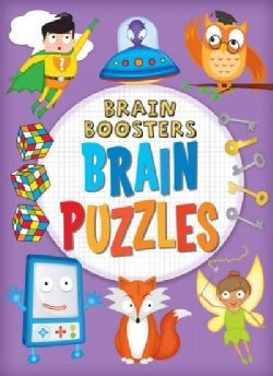 Brain Boosters: Brain Puzzles (Paperback)