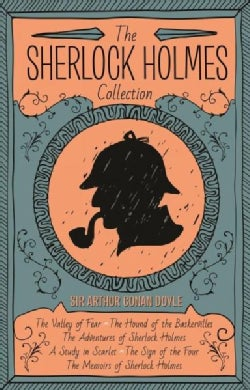 The Sherlock Holmes Collection: Slip-cased Set (Hardcover)