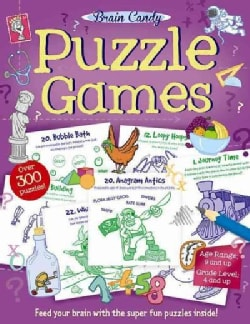 Brain Candy Puzzle Games (Paperback)