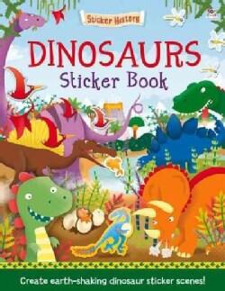 Dinosaurs Sticker Book (Paperback)