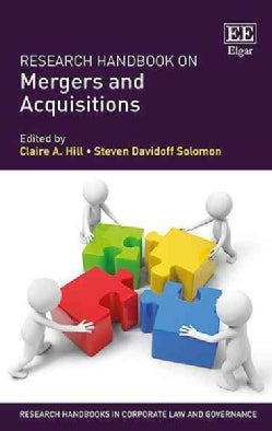 Research Handbook on Mergers and Acquisitions (Hardcover)
