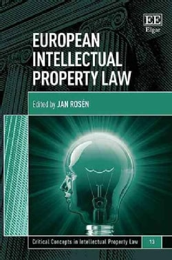 European Intellectual Property Law (Hardcover)