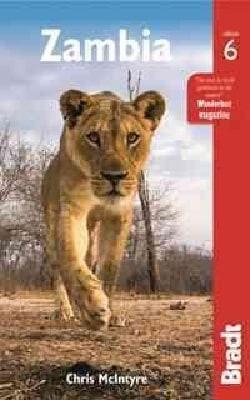 Bradt Zambia (Paperback)