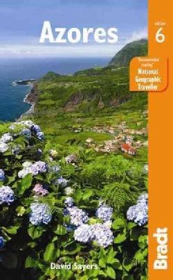 Bradt Azores (Paperback)