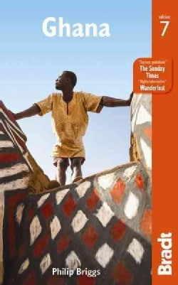 Bradt Ghana (Paperback)