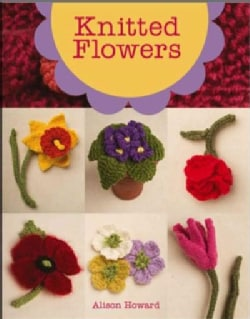Knitted Flowers: 22 Projects to Make (Paperback)